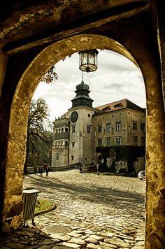 Poland Castle Pieskowa, Skala - Poland