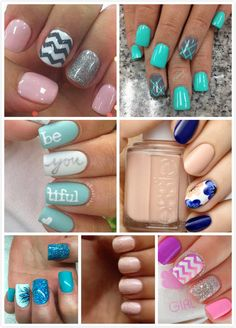 10 Nail Designs That You Will Love - Beautythere