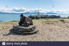 Wales Uk, North Wales, Anglesey, Lighthouse, Stock Photos, Island, God, Country, Travel