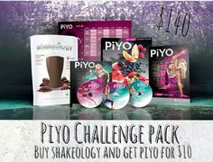 Ready for a seriously intense,  low impact workout?  PiYo!! 60 day full money back guarantee....nothing to lose but the weight! Www.beachbodycoach.com/rocky73