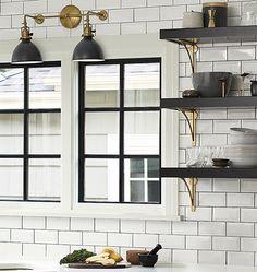 Grandview Double Sconce | Rejuvenation | Ideal lighting design for kitchens, bathrooms & living spaces.