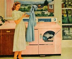 rogerwilkerson:Laundry Day