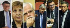 Umberto Marabese : Minzolini, dai renziani agli ex M5s: tutti in fila...