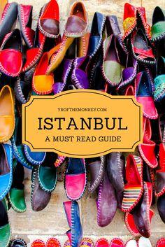 Istanbul sightseeing Turkey travel