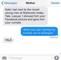 This Instagram Account Is Literally Your Mother - these are hilarious!