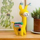 Alpacas, Crochet Animals, Crochet Toys, Patron Crochet, Llama Alpaca, Amigurumi Toys, Crochet Projects, Fun Crafts, Free Pattern