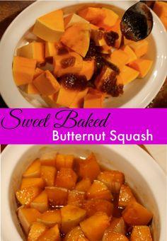Basic butternut squash recipes easy