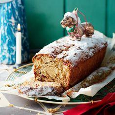 Bananen-Kerststol met amandelspijs recept - Jamie magazine