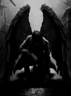 A pair of dark wings~ cM - Le-Immorte(l)