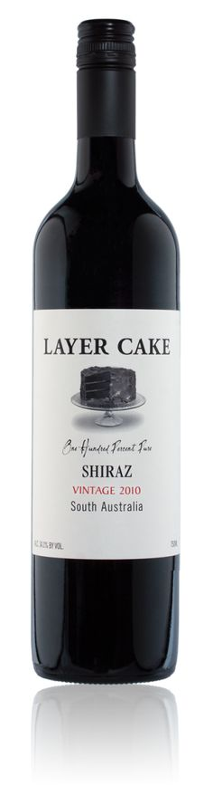 Layer Cake Shiraz - Dark, dense and creamy, complex aromas of black plum, Bing cherry, blackberry and pepper merge with licorice, tobacco, mocha and dark chocolate. This is one inky Shiraz - an explosion of dark, super ripe, wild blackberry, with a touch of cigar box, finishing with a mélange of exotic spices. A pure fruit bomb …