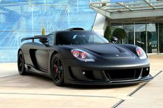 Cool Gemballa Mirage GT Wallpapers HD Picture