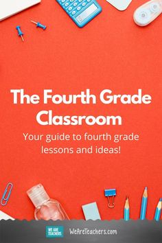 When it comes to fourth grade lessons, we've got you covered! Find all of your reading, writing, math, science, and social studies needs. #fourthgrade #teachingresources #teaching #classroom 4th Grade Classroom, 4th Grade Math, Reading Centers, Classroom Setting, Math Worksheets, Learning Resources, Classroom Management, Social Studies, Lesson Plans