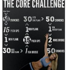 The core challenge. Go hard or go home