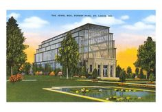The Jewel Box - Forest Park