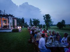 Original Makers Club - Lexington Farm Dinner Series 2013
