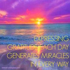 Gratitude ༺❁༻