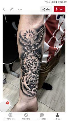 Black and grey tattoo xanditattoo new harley davidson women s shopper tote shoulder bag grey tattoo one size online Lotusblume Tattoo, Forarm Tattoos, Girl Arm Tattoos, Forearm Sleeve Tattoos, Dope Tattoos, Tattoo Sleeve Designs, Tattoo Designs Men, Leg Tattoos, Body Art Tattoos