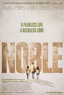 https://en.wikipedia.org/wiki/Noble_(film) http://www.rogerebert.com/reviews/noble-2015