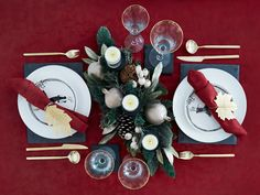 Paul Costelloe Living designer tableware, exclusively at Dunnes Stores Christmas Tablescapes, Home Collections, Table Settings, Xmas, Table Decorations, Tableware, Gifts, Design, Home Decor