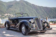 1938 Lancia Aprilia Type 239 Spider Pinin Farina