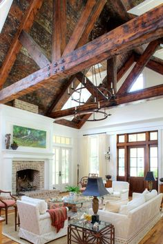 Southern Draw Design + Build - Timberframe