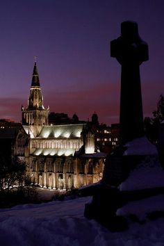 Glasgow Cathedral, St Kentigern ~ Glasgow, Scotland