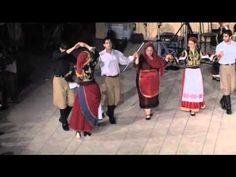 Κρήτη - Συρτός Χανιώτικος - YouTube Greek Costumes, Greece Islands, Crete, Folk, Dance, Traditional, Greece, Musik, Dancing