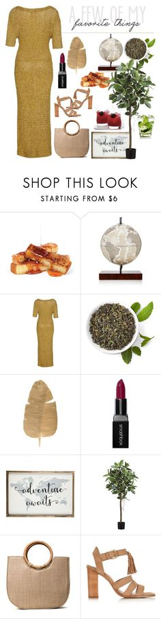 """""""A few of my fave things"""" by arara-sustentavel ❤ liked on Polyvore featuring French Toast, Zoffoli, Smashbox and Whistles"""