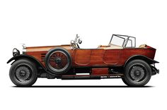 1922 Hispano Suiza Type H6B Skiff Torpedo - Provided by Automobile