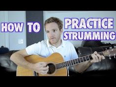 Just giving a few tips on how to play with a metronome to become better at strumming guitar chords. Doing a few basic patterns and subdivision at 94 beats pe. Acoustic Guitar Chords, Learn Guitar Chords, Learn To Play Guitar, Guitar Songs, Ukulele, Fingerstyle Guitar, Fender Acoustic, Easy Guitar, Guitar Tips