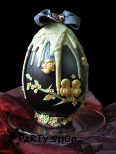 Easter Egg...Dark Chocolate
