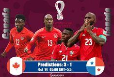 #CONCACAF #FIFA #WorldCupQatar2022 #WorldCupqualification #football #soccer #soccergame #footballtips #footballgame #sport #prediction #livescore #Canada #Panama