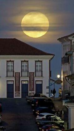 Super Moon, Ouro Preto, Minas Gerais