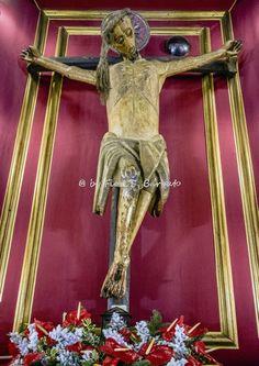 https://flic.kr/p/QChjd2 | Napoli (NA), 2016, Basilica del Carmine Maggiore: il Cocifisso del Miracolo. | Wikipedia: Napoli. Wikipedia: Basilica santuario di Santa Maria del Carmine Maggiore.