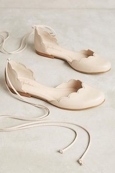 Cutest flat wedding shoes 44