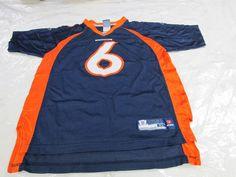 NFL Denver Broncos Jay Cutler Jersey by Reebok, Youth XL 18-20 #Reebok #DenverBroncos