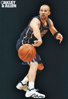 Jason Kidd! My all time favorite player and my inspiration to play basketball.