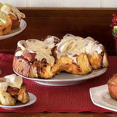 Cinnamon Rolls with Cream Cheese Icing | MyRecipes.com