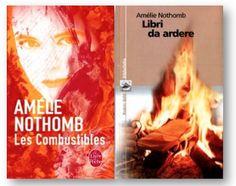 Amélie Nothomb #lescombustibles