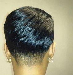 Hair To Beauty Coupon Short Sassy Hair, Cute Hairstyles For Short Hair, Short Hair Cuts, Short Hair Syles, Curly Hair Styles, Natural Hair Styles, My Hairstyle, Relaxed Hair, Love Hair