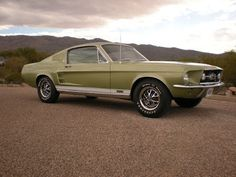 World Of Classic Cars: Ford Mustang GT Fastback 1967 - World Of Classic C...