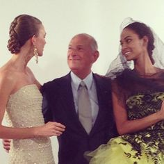 .@Alice and Penny Kardashian   the one. the only. #OscarDeLaRenta a true #LadiesMan regram cc of @amytastley   Webstagram - the best Instagram viewer