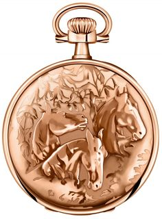 The Longines Equestrian Pocket Watch Horses Trio 1911 - Luxois Pocket Watch Antique, Heritage Brands, Watch Case, Equestrian, Pendant Watch, Horses, Watches, Pearls, Nail Designs