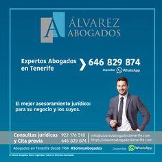 Abogados Tenerife. Consultas jurídicas y cita previa con expertos abogados. https://alvarezabogadostenerife.com/?p=5430 #SomosAbogados #Abogados #Tenerife