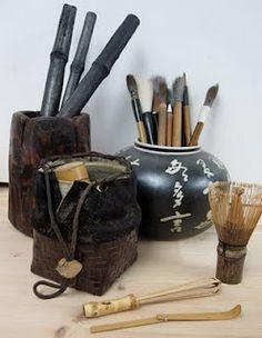 brush & charcoal, Donna Watson