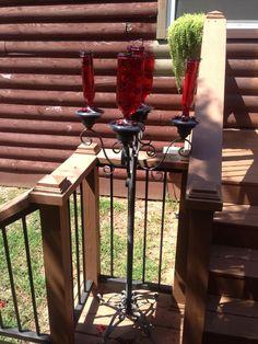 Humming bird feeder #2