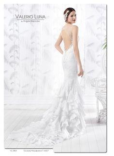 Vestido de Novia de Valerio Luna - VL 5801