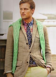 Polo Ralph Lauren :: Spring 2012 :: 2