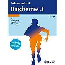 Endspurt Vorklinik Biochemie 3 Die Skripten Fa Rs Physikum Biochemie Vorklinik Endspurt Die Biochemie Chemie Klinik