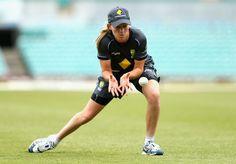 Australian Women's Cricket Training Session - Pictures